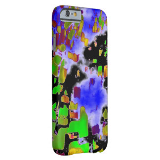 3D Effect Multicolored Style iPhone cover