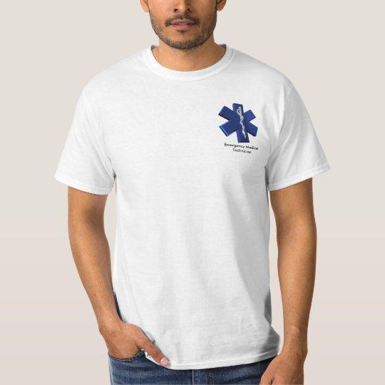 3D Emergency Medical Technician T-Shirt
