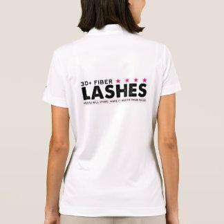 3D + Fiber Lashes Hooded Shirt