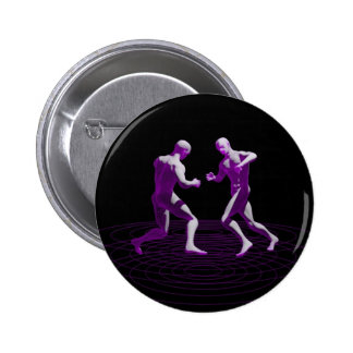 3D Fighters Button