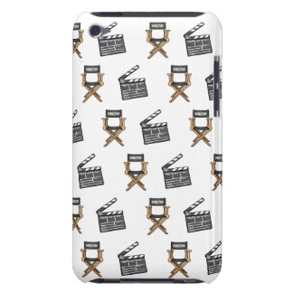 3d Film Director Special (editable background!) iPod Touch Case-Mate Case