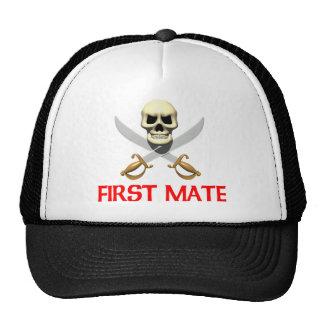 3D First Mate Cap