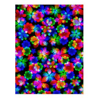 3D Flowers Bouquet by Valxart com Post Cards