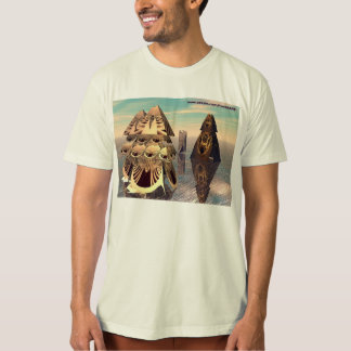3D fractal discussion variation 3 T-Shirt