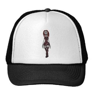 3D Freaky Bonga Doll - Redhead Cap