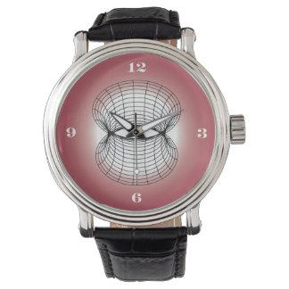 3D Geometric Shape Watch