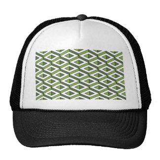 3d geometry greenery and kale cap