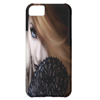 3D girl iPhone 5C Case
