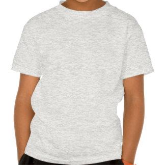 3D Glasses in Black White Shirt