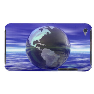 3D Globe 10 iPod Touch Case