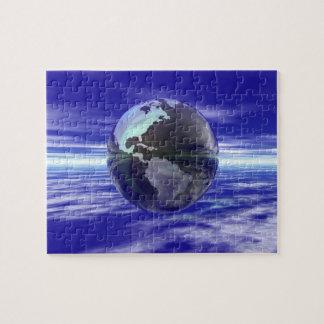 3D Globe 10 Jigsaw Puzzle