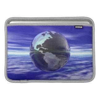 3D Globe 10 MacBook Sleeve