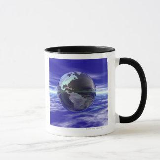 3D Globe 10 Mug