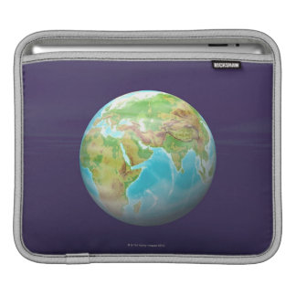 3D Globe 11 iPad Sleeve