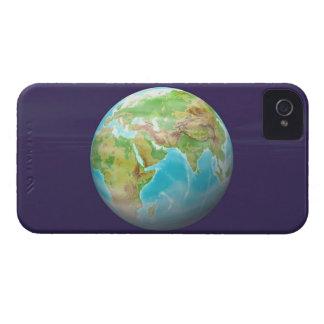 3D Globe 11 iPhone 4 Cover