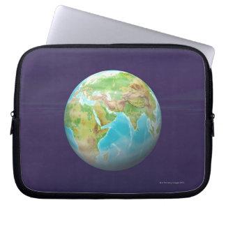 3D Globe 11 Laptop Sleeve
