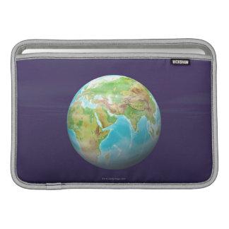 3D Globe 11 MacBook Sleeve