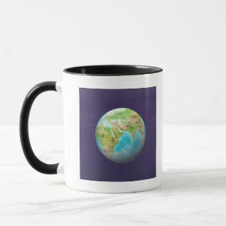 3D Globe 11 Mug