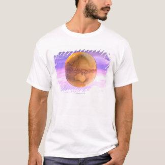 3D Globe 14 T-Shirt