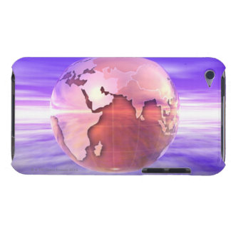 3D Globe 17 iPod Touch Cases