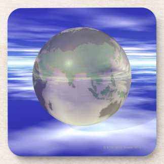 3D Globe 3 Coaster