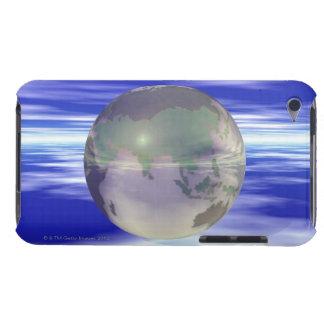 3D Globe 3 iPod Case-Mate Cases