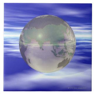 3D Globe 3 Tile