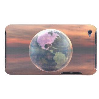 3D Globe 5 Case-Mate iPod Touch Case