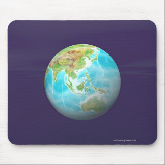 3D Globe 6 Mouse Mat