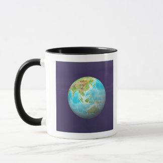 3D Globe 6 Mug