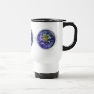 3D Globe Earth Day Stainless Steel Travel Mug