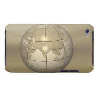 3D Globe iPod Touch Cases