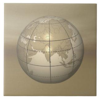 3D Globe Tile
