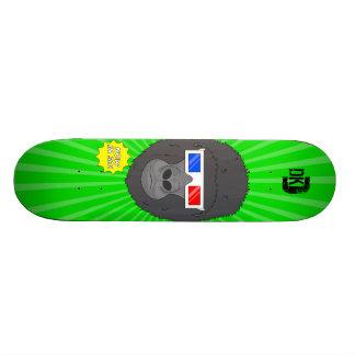 3D Gorilla Skate Deck