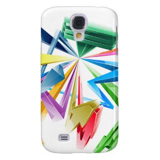3d Graffiti Galaxy S4 Case
