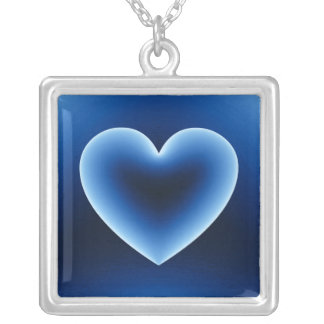 3d Heart / X-Ray Personalized Necklace
