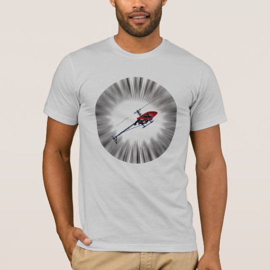 3D Heli Flair T-Shirt