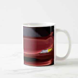 3D High Performance Basic White Mug