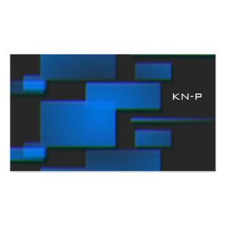 3d holographic BC Pack Of Standard Business Cards
