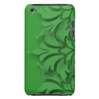 3D Look Any Color Background Barely There iPod Cases