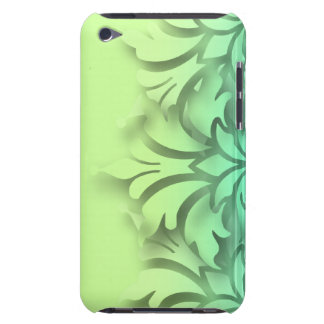 3D Look Any Color Background Barely There iPod Covers