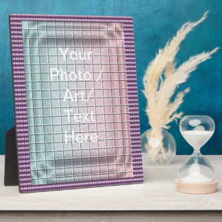 3D Look Graphic - Buy as decoration or add photo Display Plaque