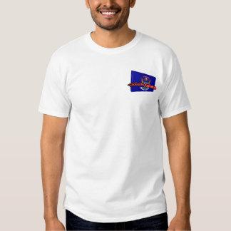 3D Michigan State Flag Shirts