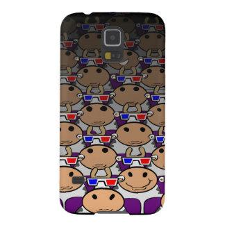 3D MooVie Galaxy S5 Cases