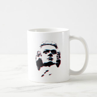 3d Mozart Basic White Mug