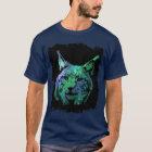 3D mystical Galaxy Lynx  colourful Fantasy Wild T-Shirt