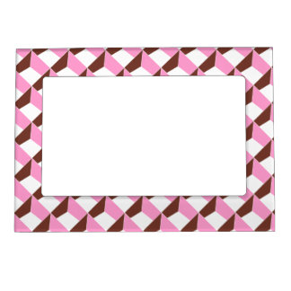 3D Neapolitan Picture Frame Magnet