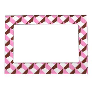 3D Neapolitan Picture Frame Magnet
