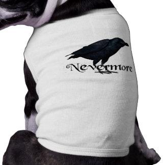 3D Nevermore Raven Shirt