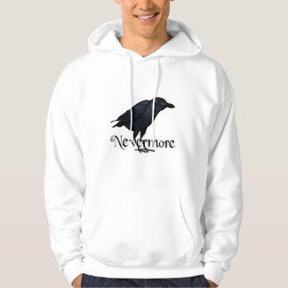 3D Nevermore Raven Sweatshirt